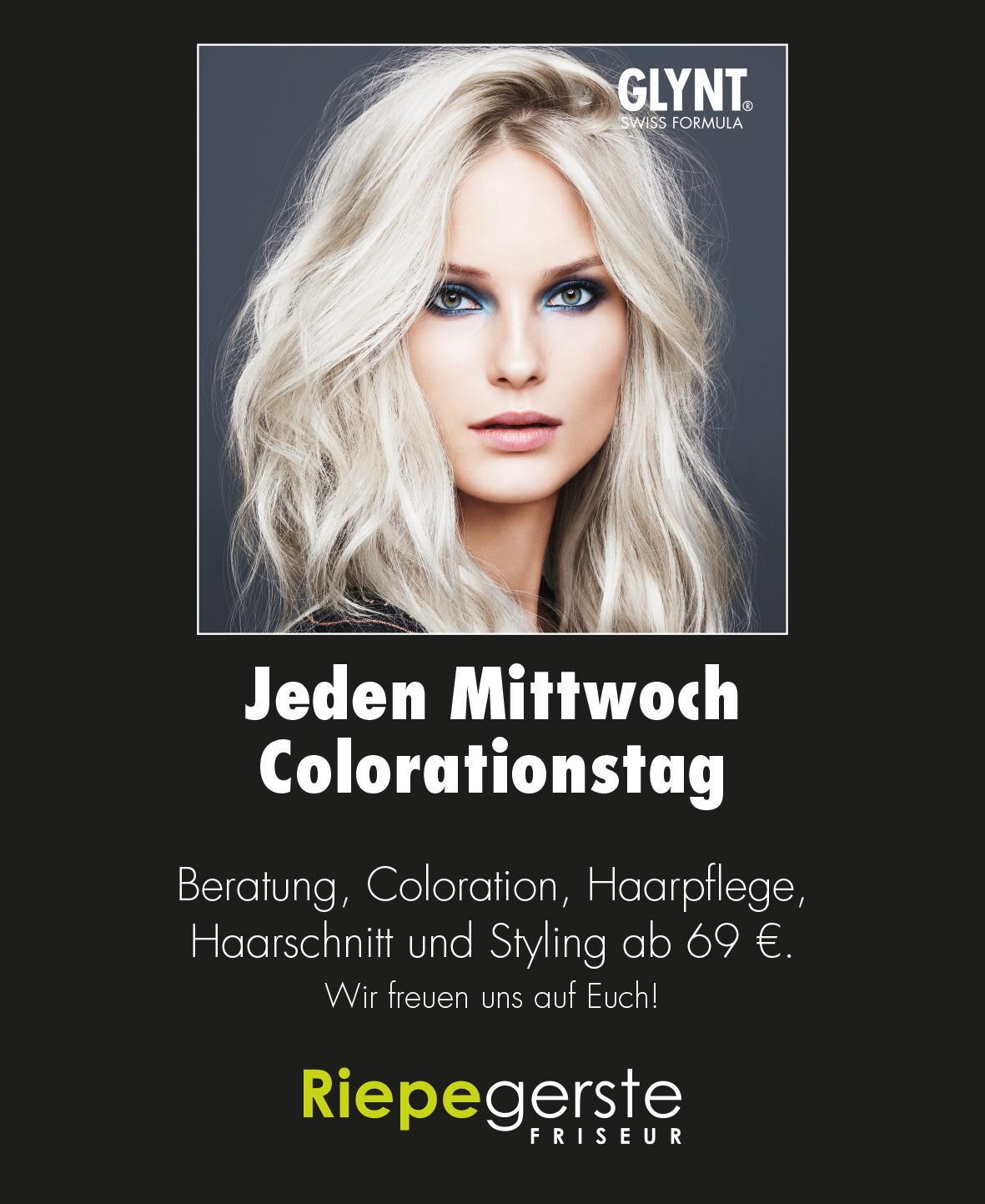 Webseitenbild-Poster-Colorationstag